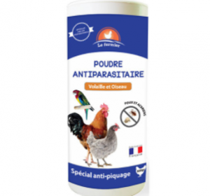 Poudre Antiparasitaire
